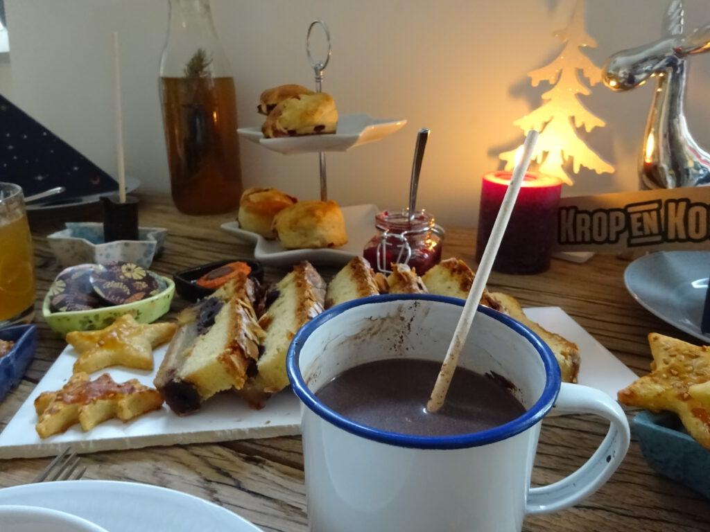 Kerstpakketten van Krop en Kool