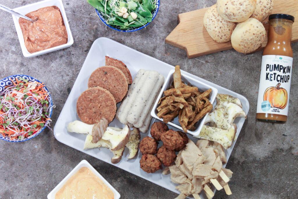 Vegetarische gourmetschotels bestel je bij Krop en Kool