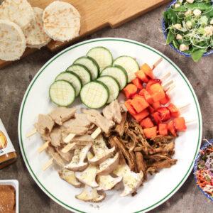 Vegan gourmetschotels bestel je dit jaar bij Krop en Kool