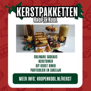 Kerstpakket van Krop en Kool