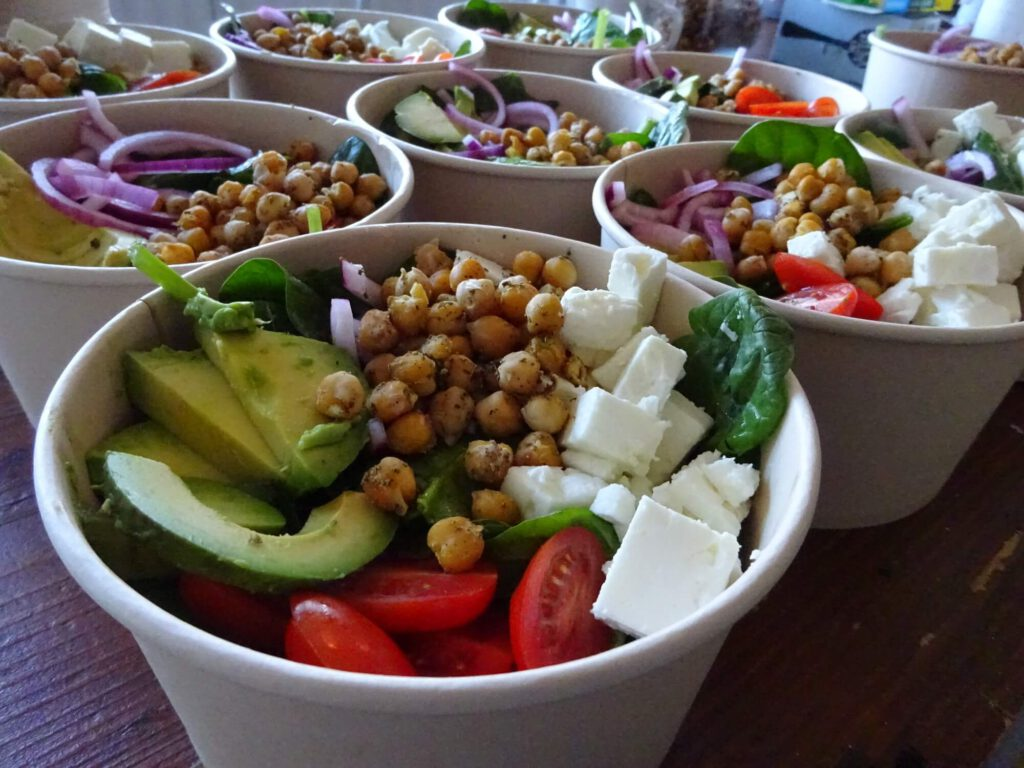salade oost
