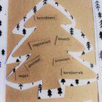 Krop en Kool maakt de feestdagen lekker! Vega en vegan kerstdiners, borrels en kerstpakketteneesf