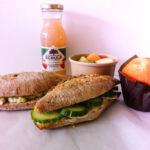 Lunchbox zoet van Krop en Kool