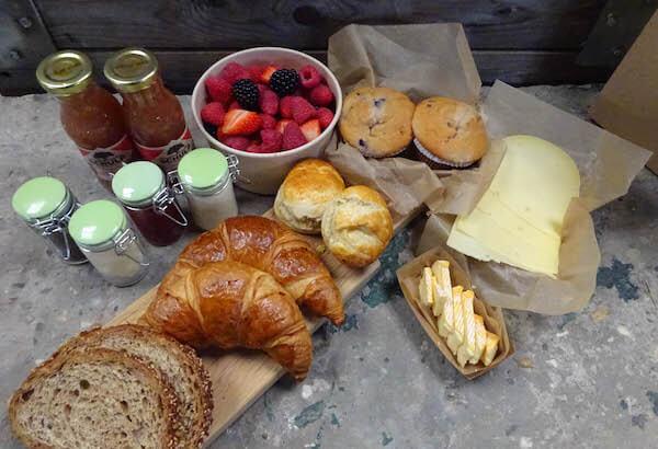 luxe ontbijtbox